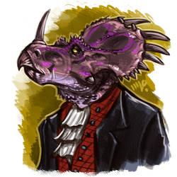 Mr. Styracosaurus