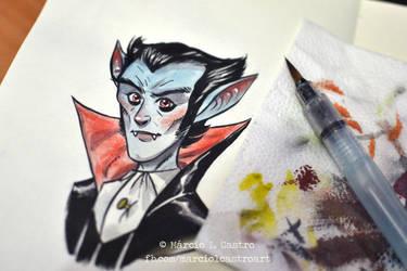 Don Dracula by marciolcastro