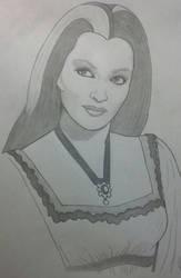 Lilly Munster Portrait