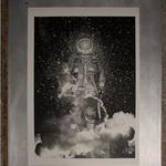 die rakete : phosphorescent ink by tind