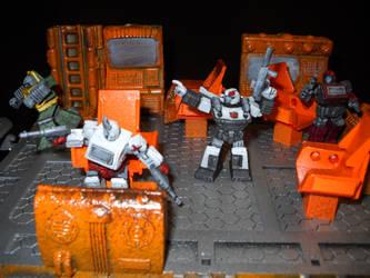 Die Autobots by Prowlcop