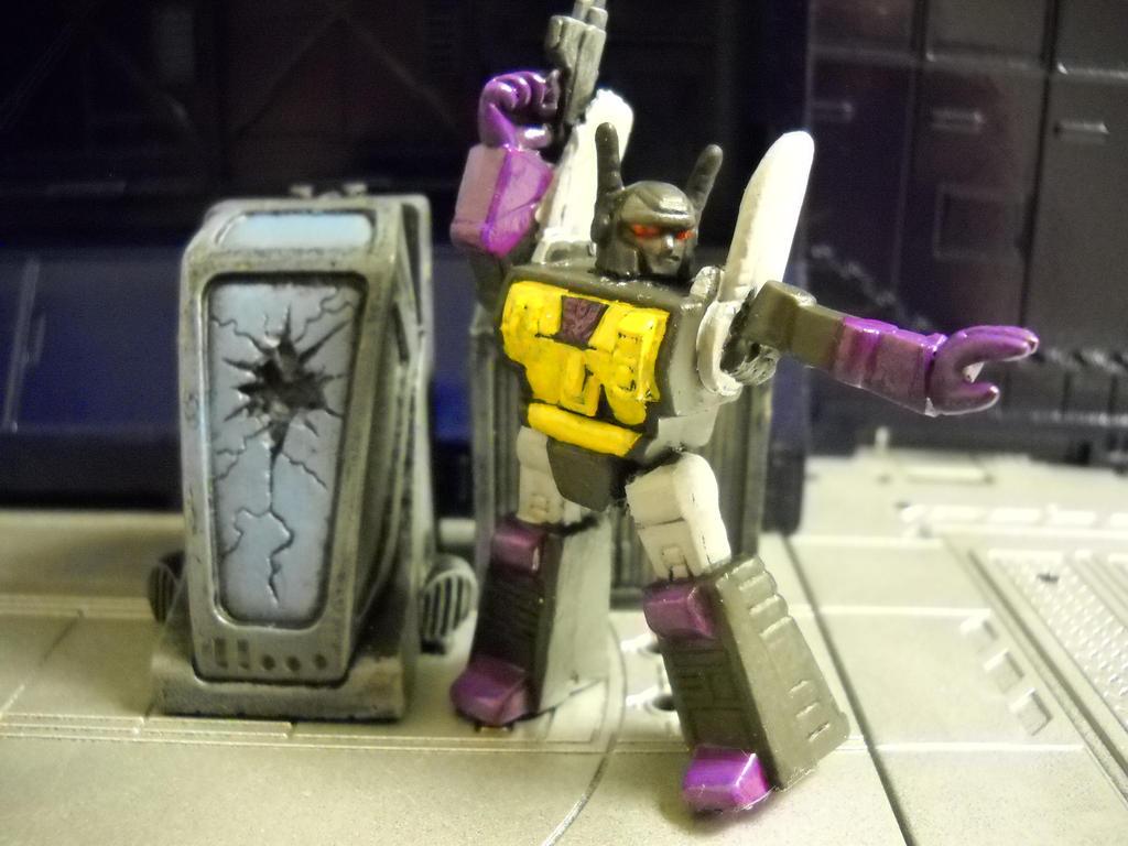 Transformers Kickback 15mm RPG miniature by Prowlcop