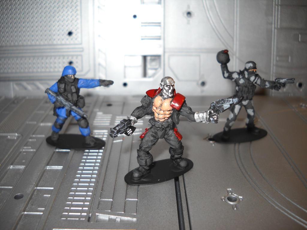 Cobra 28mm miniatures by Prowlcop