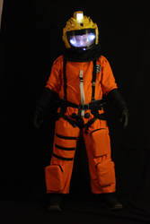 Doctor Who Space Suit by Lari--Chan