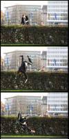 Run Master Run by Lari--Chan