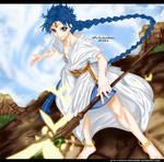 Magi: The Labyrinth Of Magic - Aladdin