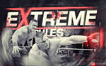 Brock Lesnar and John Cena on Extreme Rules WP