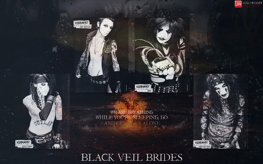 Black Veil Brides Wallpaper By Briorey On Deviantart