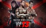 WWE 13 Wallpaper