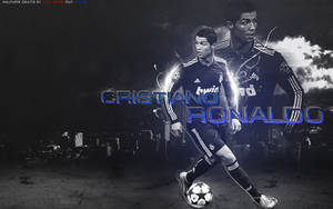 Cristiano Ronaldo Wallpaper by briorey