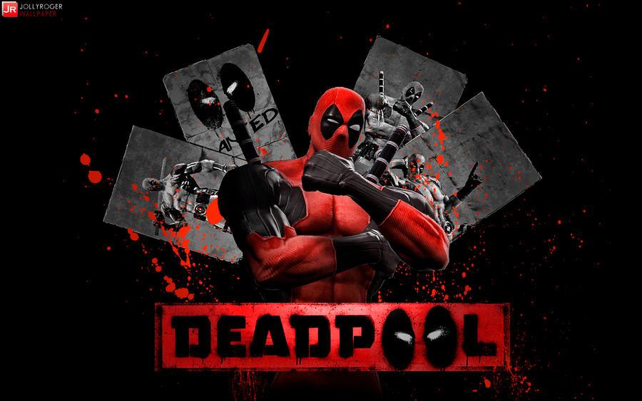 DEADPOOL Wallpaper By Briorey
