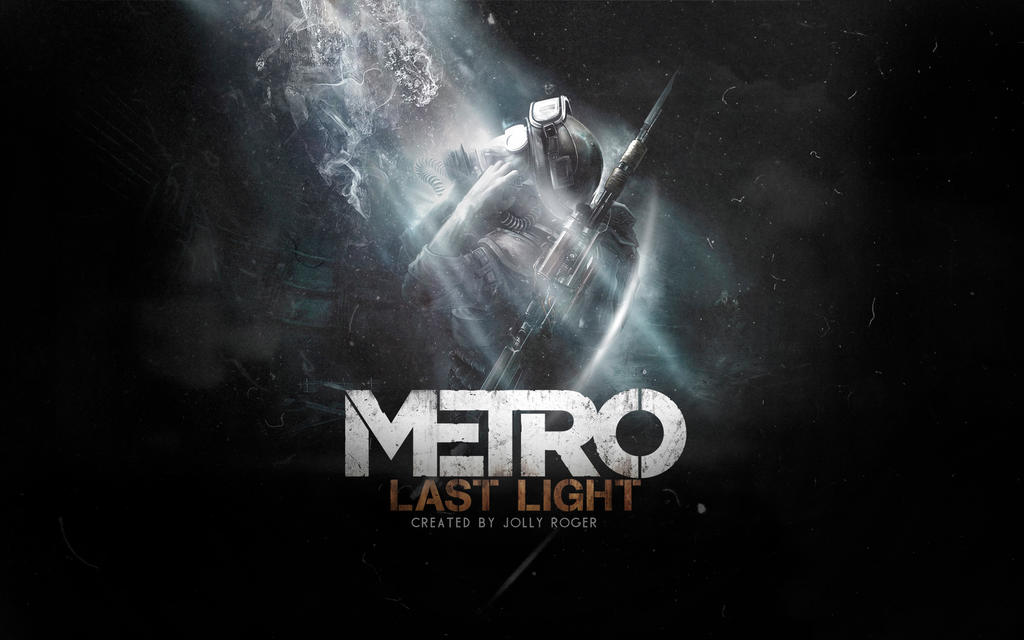 METRO Last Light Wallpaper By Briorey