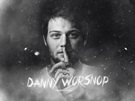 Danny Worsnop (Asking Alexandia) Wallpaper by briorey