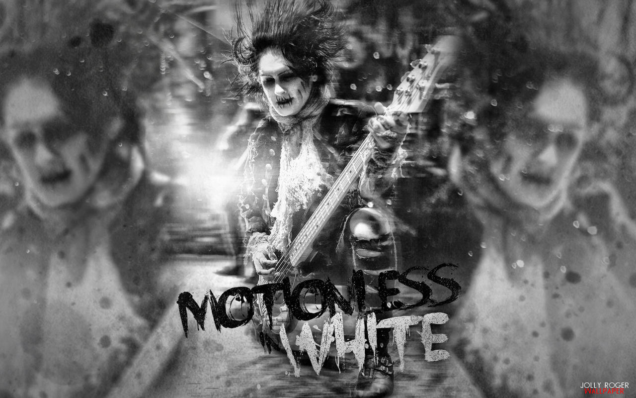 motionless in white wallpaper by briorey on deviantart