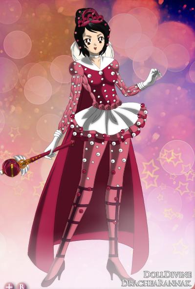 Princess Vanellope (Wreck it Ralph) by potterinu on DeviantArt