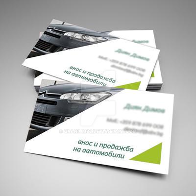 car service business card idea2 by Cranium82 on DeviantArt