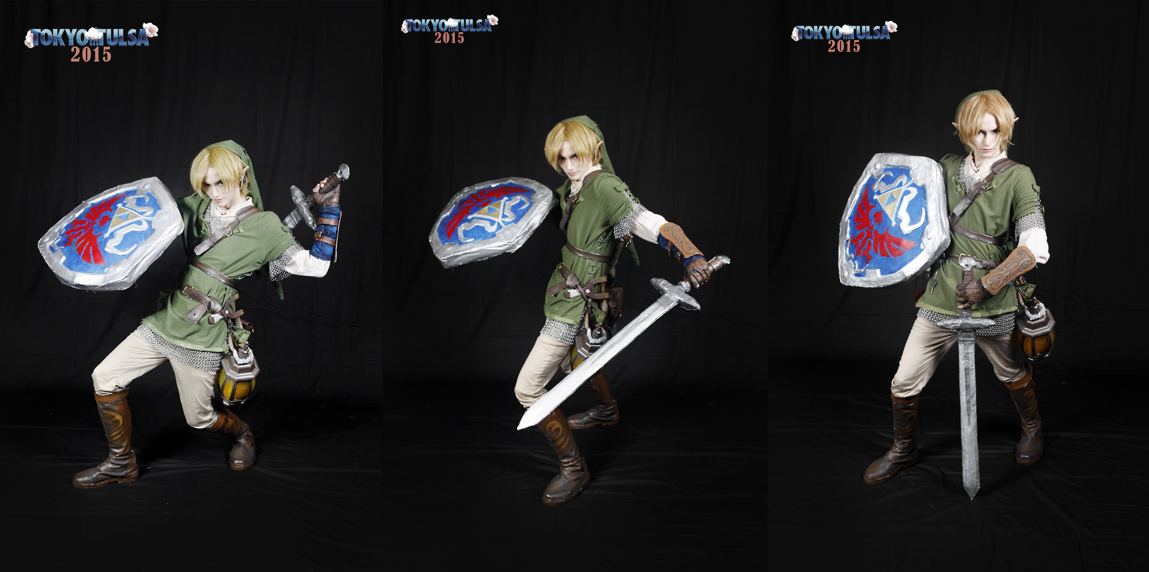 Link: Charity Photoshoot by Leustante