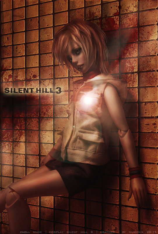 Silent Hill 3: Heather by SaikoXIX