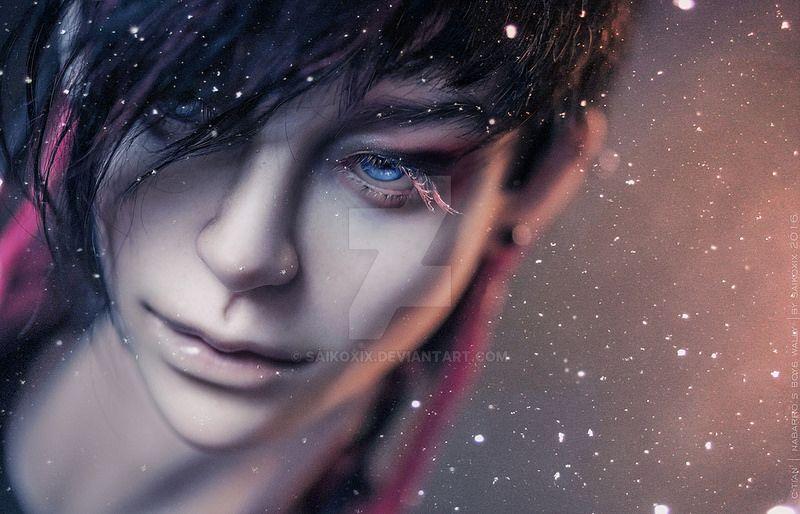 Winter by saikoxix