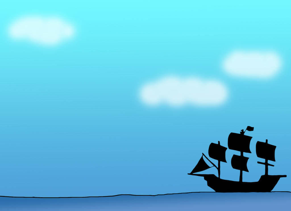 Pirate Ship Background Pirate Ship Background by