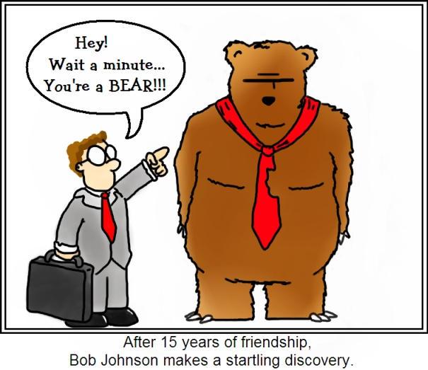 Bear by Bad4yourbrain