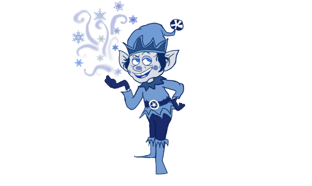 Jack Frost from Frostys winter wonderland by Comicgirl20 ...
