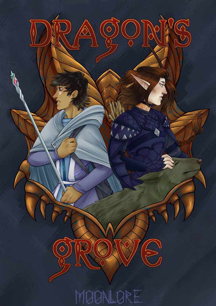 Dragon's Grove Poster
