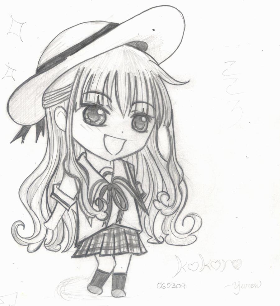 kokoro by TsukiYuIchi