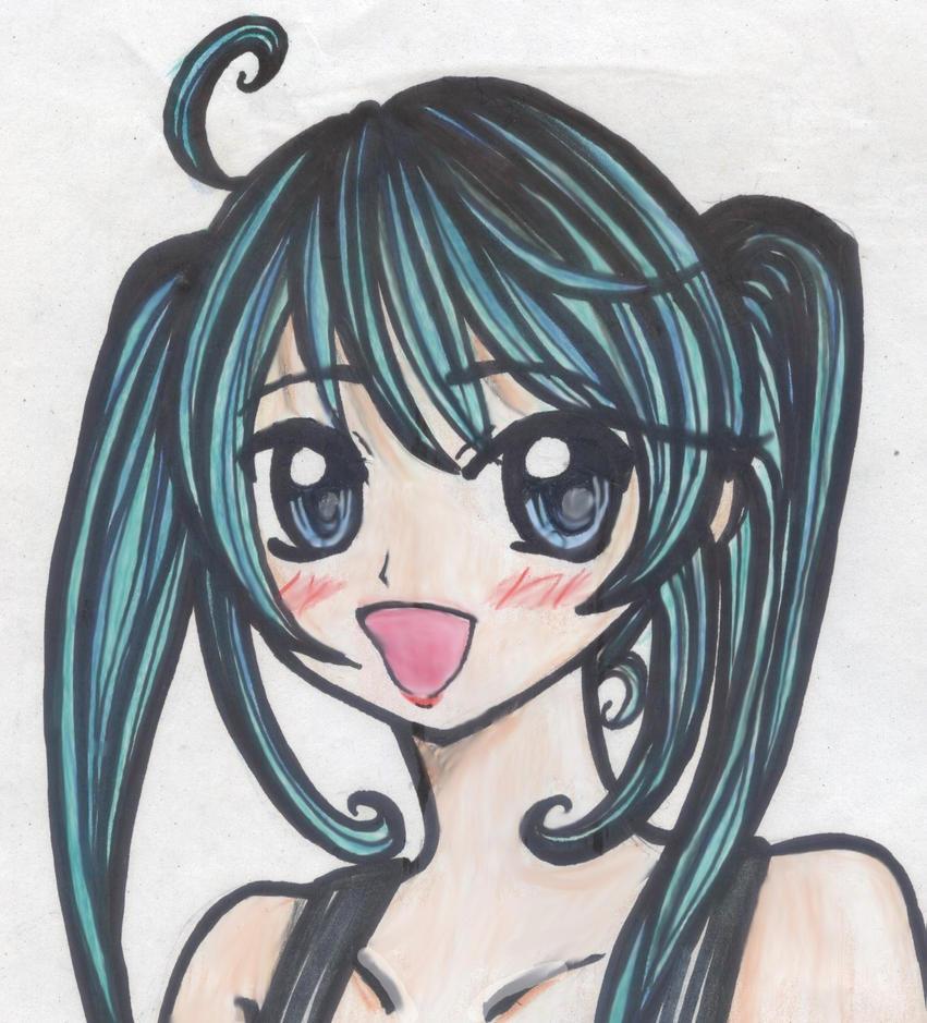 smile by TsukiYuIchi