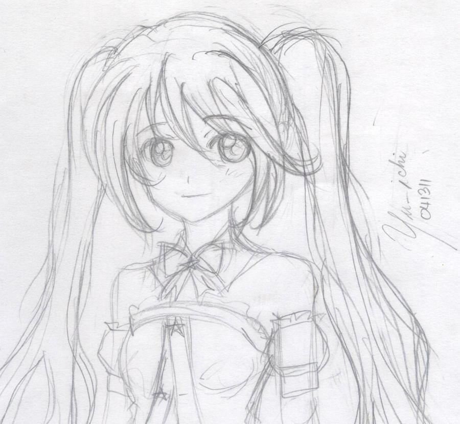 undecided beauty by TsukiYuIchi