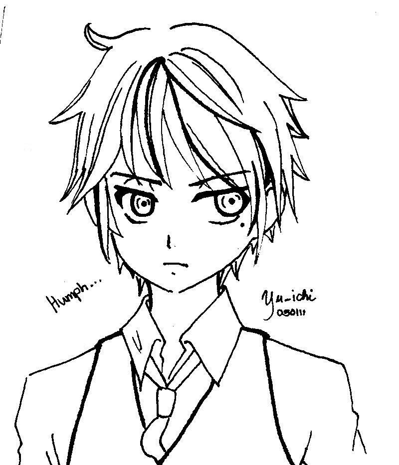 shonen? by TsukiYuIchi