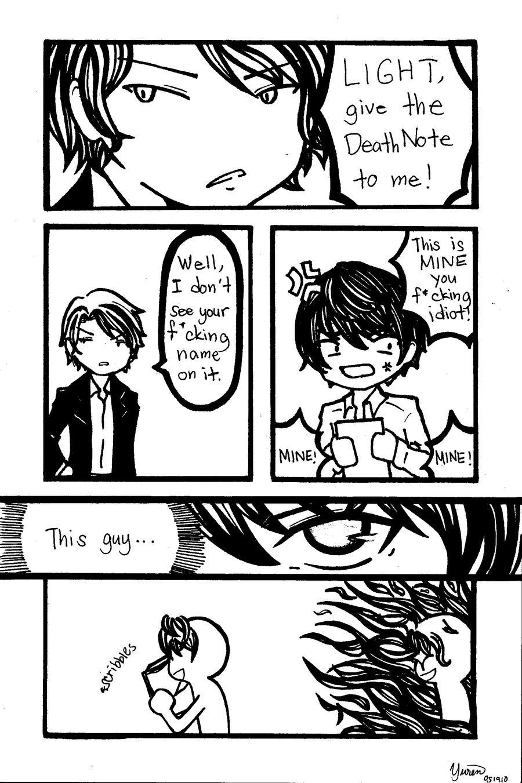 'What's next, Light?' by TsukiYuIchi