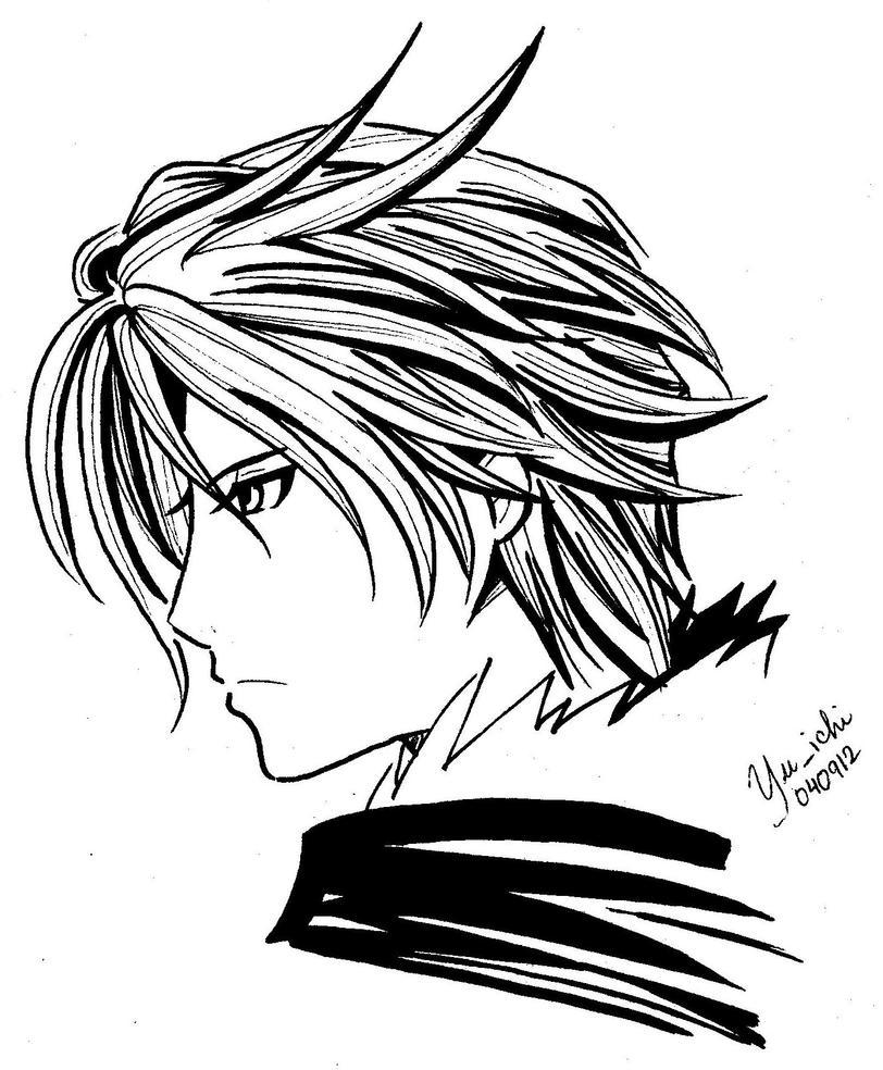 Squall by TsukiYuIchi