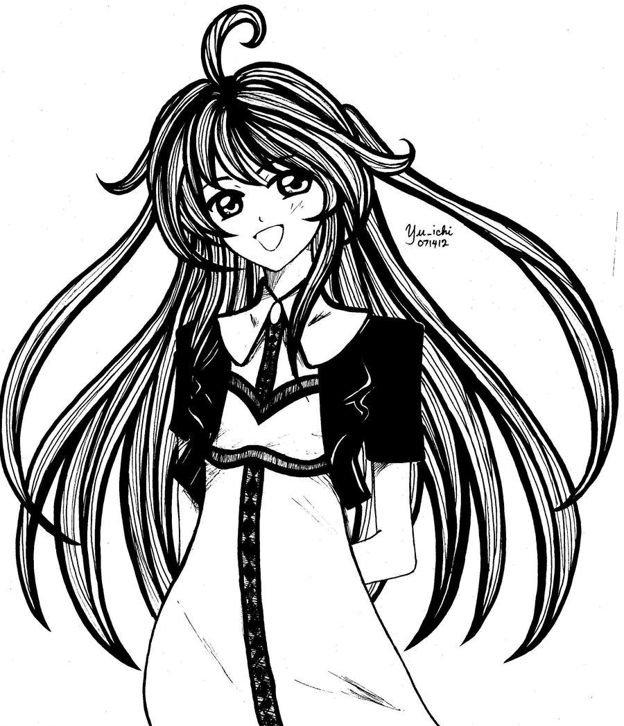 Claire 2 by TsukiYuIchi