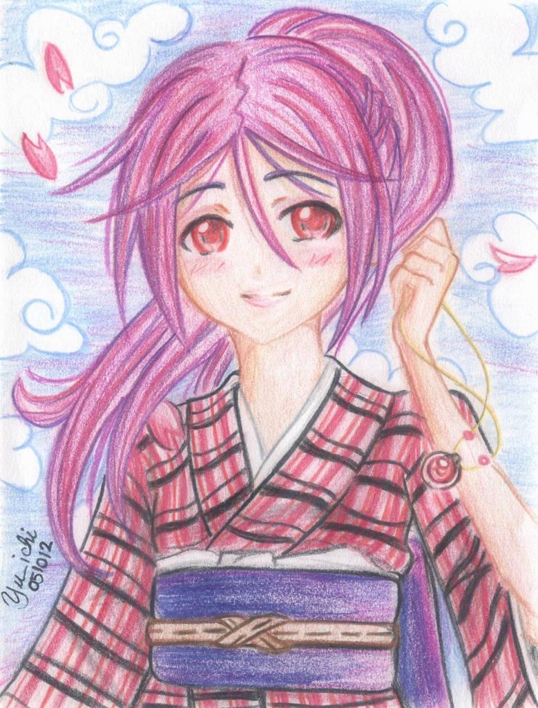 one day, smile by TsukiYuIchi