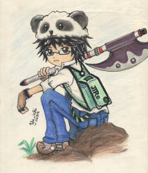 Jiro by TsukiYuIchi