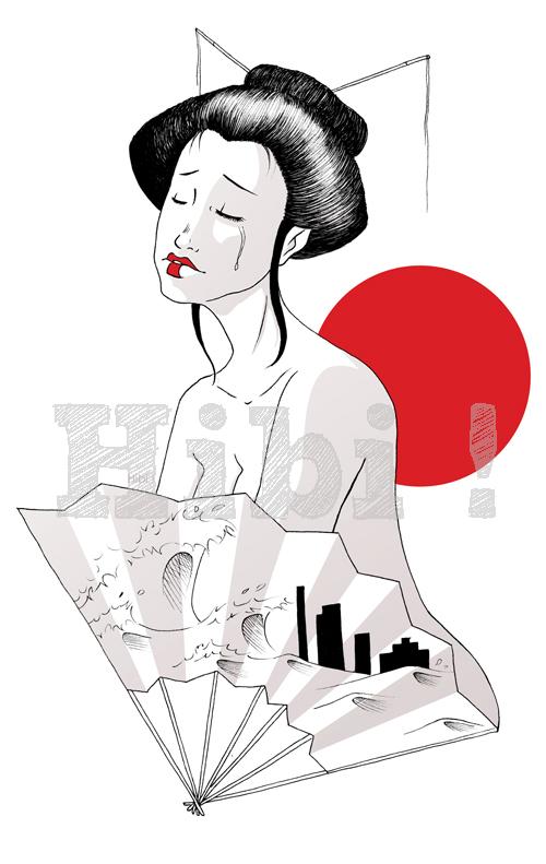 .: Des images pour le Japon :. by Hibi--chan