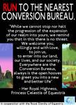 Conversion Bureau Poster 3