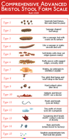 Revised Bristol Stool Chart