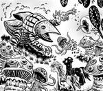 14 pcs Prehistoric Animals
