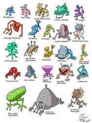 Monstercreatures