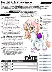 Petal Chatoyance Fate Core