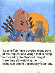 The Legend Of Ika Takozushi, Page 2