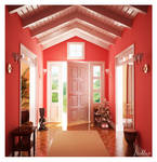 island style - interior