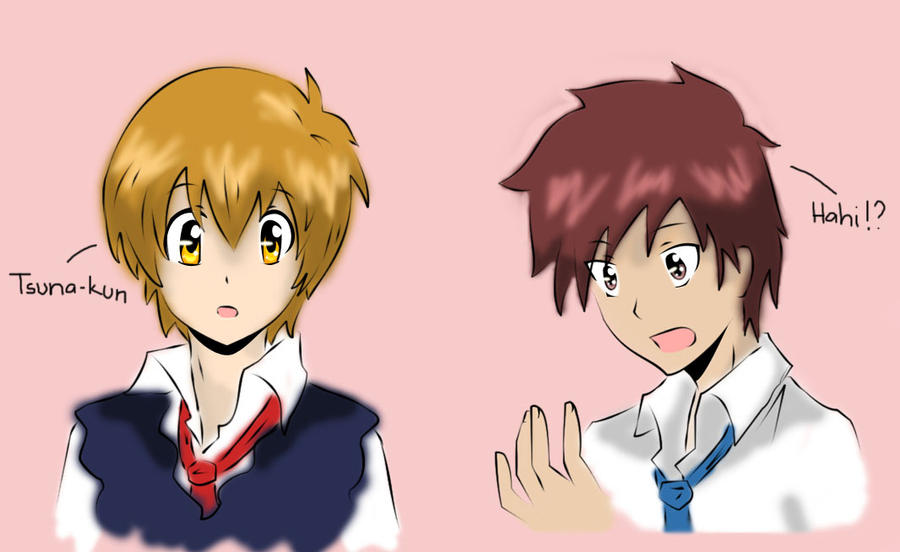 KHR favourites by Anchovies12 on DeviantArt