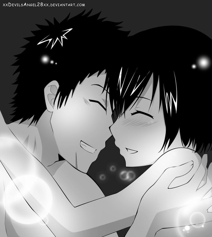 YamaHaru: Comfort by xxDevilsAngel28xx
