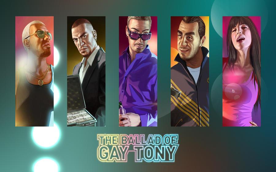 Grand theft auto ballad of gay tony