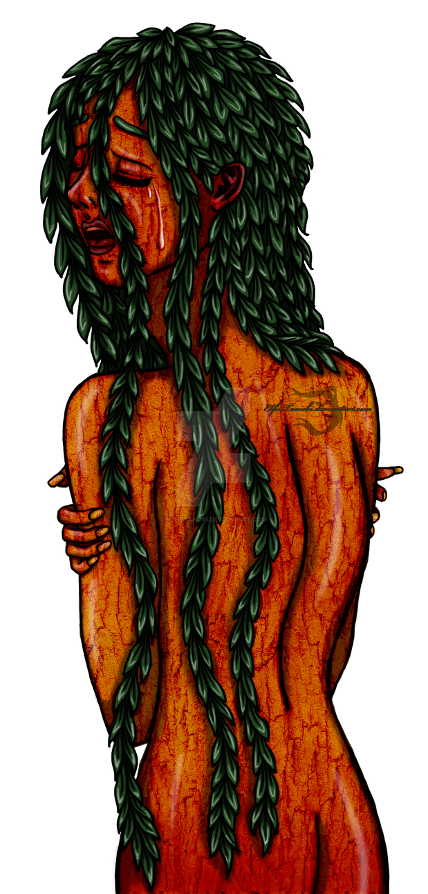 Weeping Willow by ElfieTanuki