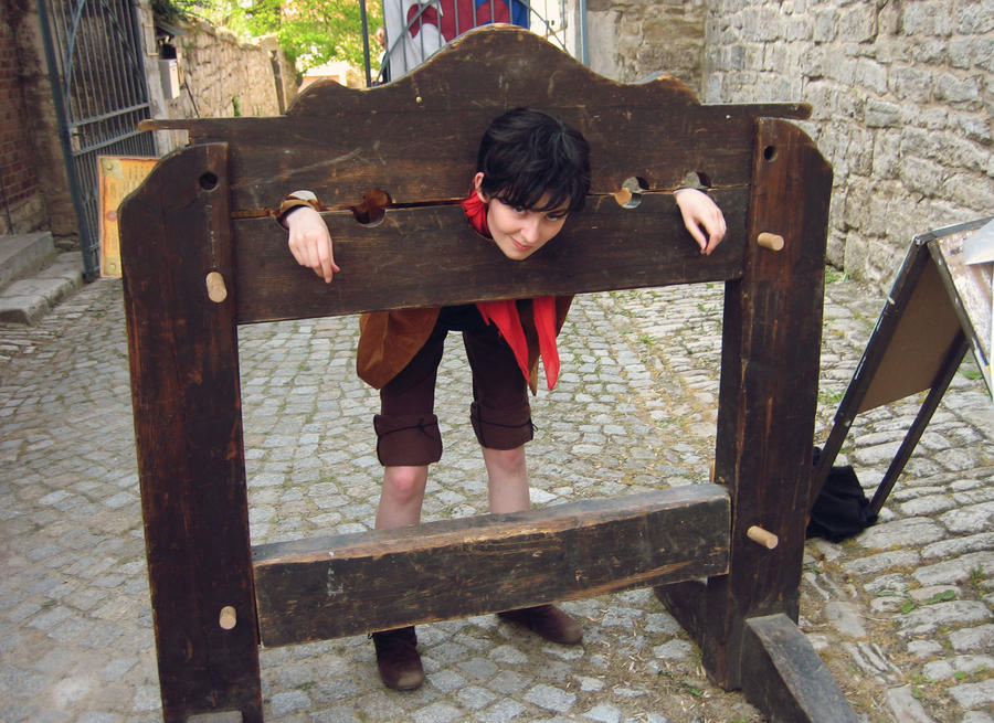 in the stocks by ta moe