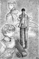 dark Merlin by Ta-moe
